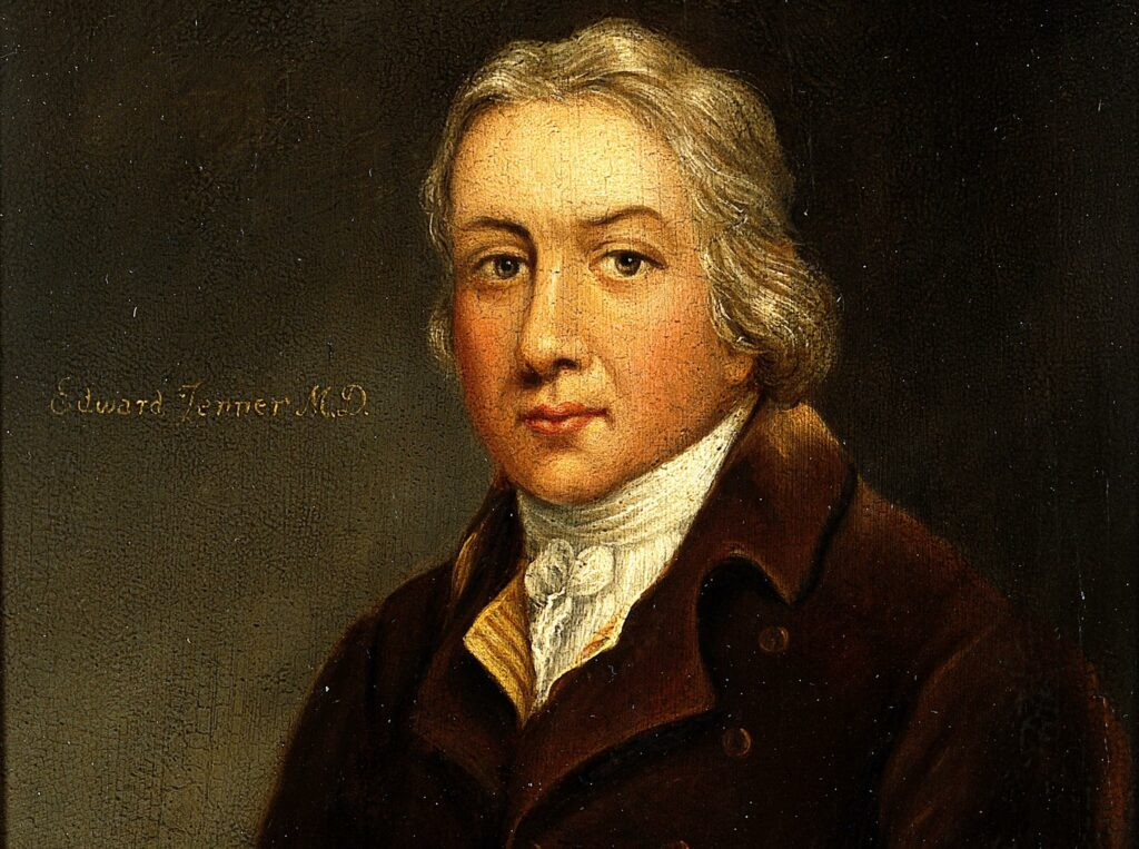 Edward Jenner, the creator of the first modern vaccine